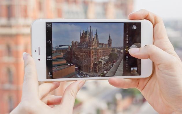 iPhone 7 Pro sẽ mang tới camera chất lượng.