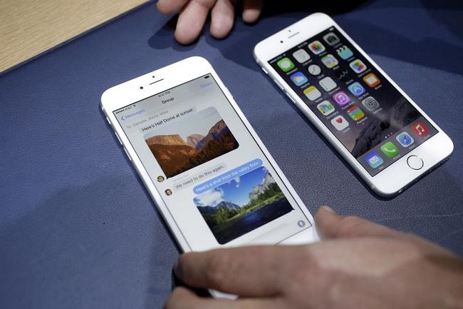 Iphone 6 bị giật màn hình ư ? Đã có cách giải quyết