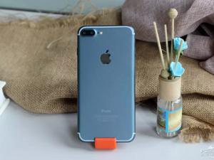Cận cảnh iPhone 7 Plus sẽ có màu xanh dương, lộ diện mọi góc cạnh